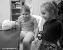45. Девочки и крыса. Автор: Елена Зотова, г. Сосновый Бор